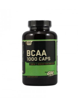 BCAA 1000 Caps 200 капс от Optimum Nutrition