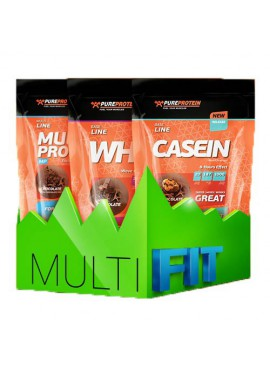 MULTI FIT набор Pureprotein