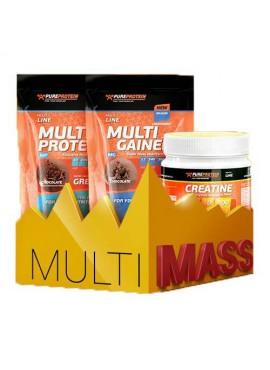 MULTI MASS набор Pureprotein