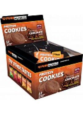 Box protein cookies PureProtein (box)